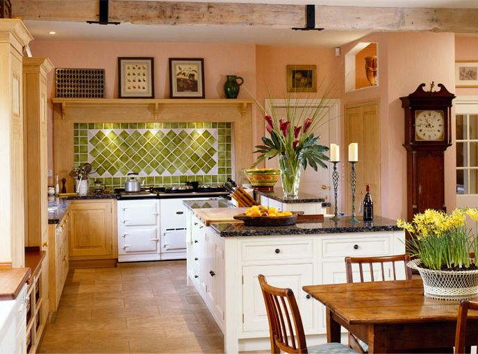Country Farmhouse Interior Design Best House Design Ideas