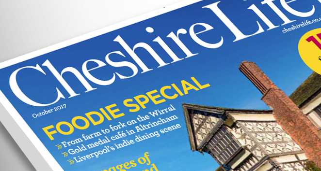 2017 Cheshire Life Cover