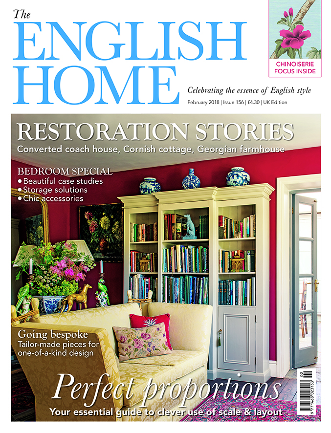 Mark Gillette - English Home - Feb 2018