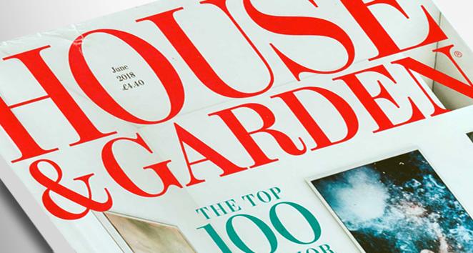 Mark Gillette - House & Garden - June 2018