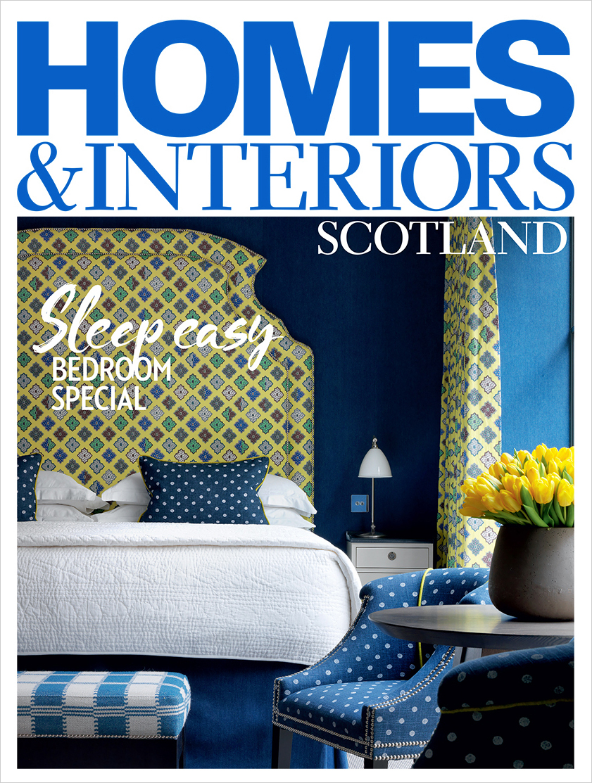 Press Homes Interiors Scotland Info 112 Front Cover