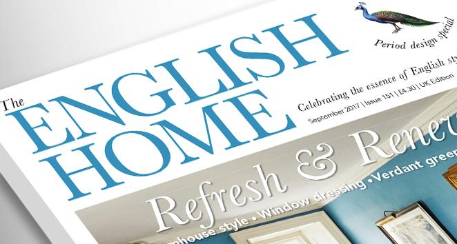 Sept 2017 - English Home - Visual